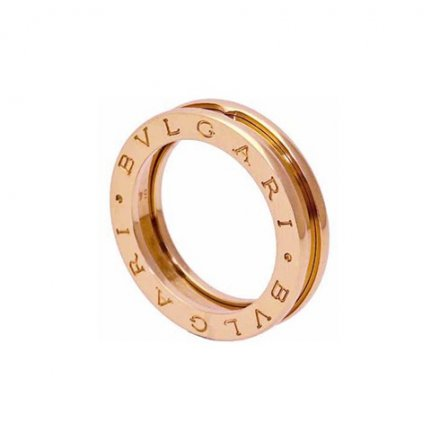 Bvlgari B.ZERO1 1-Band Ring in Rotgold 18 K