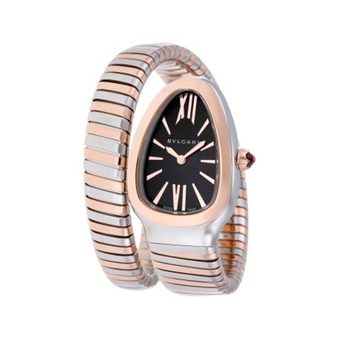 Bvlgari Serpenti Tubogas watch two-tone pink goldSP35BSPG.1T